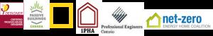 logos of professional associations